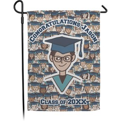 Graduating Students Garden Flag (Personalized)