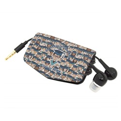 Graduating Students Genuine Leather Cord Wrap (Personalized)