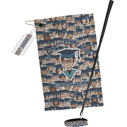Graduating Students Golf Towel Gift Set (Personalized)