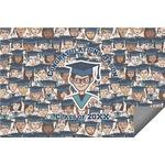 Graduating Students Indoor / Outdoor Rug (Personalized)