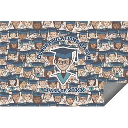 Graduating Students Indoor / Outdoor Rug (Personalized)
