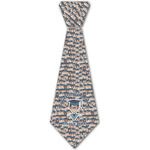 Graduating Students Iron On Tie - 4 Sizes (Personalized)