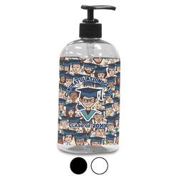 Graduating Students Plastic Soap / Lotion Dispenser (Personalized)