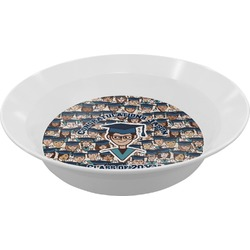 Graduating Students Melamine Bowl (Personalized)