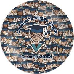 Graduating Students Melamine Plate (Personalized)