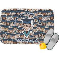 Graduating Students Memory Foam Bath Mat (Personalized)