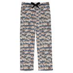 Graduating Students Mens Pajama Pants (Personalized)