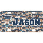 Graduating Students Mini / Bicycle License Plate (Personalized)