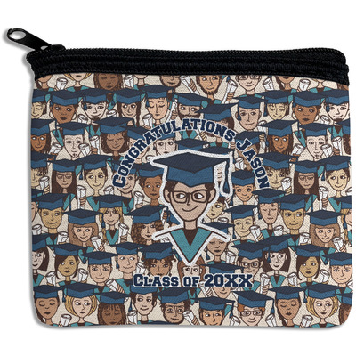 Graduating Students Rectangular Coin Purse (Personalized)