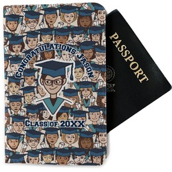 Graduating Students Passport Holder - Fabric (Personalized)