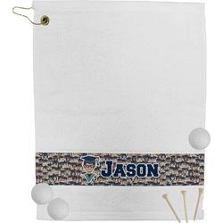 Graduating Students Golf Bag Towel (Personalized)