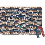 Graduating Students Rectangular Fridge Magnet (Personalized)
