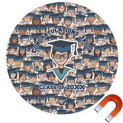 Graduating Students Car Magnet (Personalized)