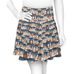 Graduating Students Skater Skirt (Personalized)