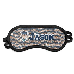 Graduating Students Sleeping Eye Mask (Personalized)