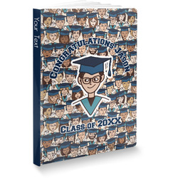 Graduating Students Softbound Notebook (Personalized)
