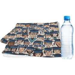 Graduating Students Sports & Fitness Towel (Personalized)