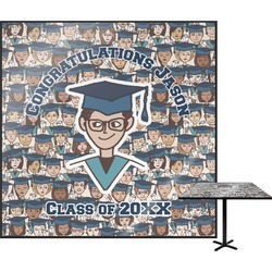 Graduating Students Square Table Top (Personalized)
