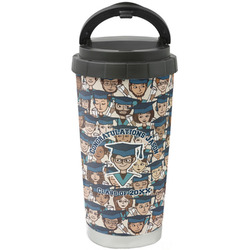 Graduating Students Stainless Steel Travel Mug (Personalized)
