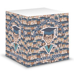 Graduating Students Sticky Note Cube (Personalized)