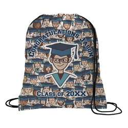 Graduating Students Drawstring Backpack (Personalized)