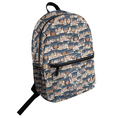 Graduating Students Student Backpack (Personalized)