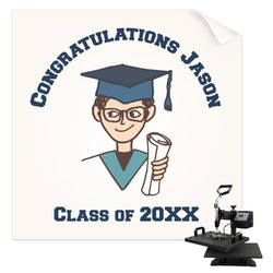 Graduating Students Sublimation Transfer (Personalized)