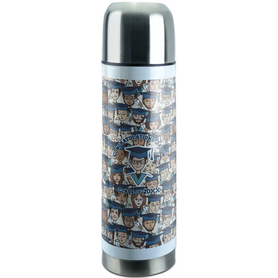 Graduating Students Stainless Steel Thermos (Personalized)