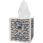 Graduating Students Tissue Box Cover (Personalized)