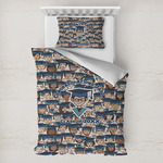 Graduating Students Toddler Bedding w/ Name or Text
