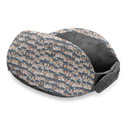 Graduating Students Travel Neck Pillow (Personalized)