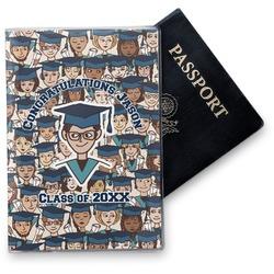 Graduating Students Vinyl Passport Holder (Personalized)