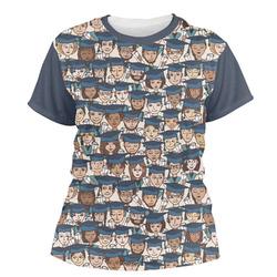Graduating Students Women's Crew T-Shirt (Personalized)