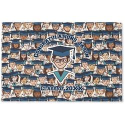 Graduating Students Woven Mat (Personalized)