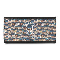 Graduating Students Leatherette Ladies Wallet (Personalized)