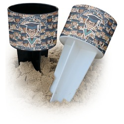 Graduating Students Beach Spiker Drink Holder (Personalized)
