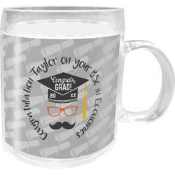 Hipster Graduate Acrylic Kids Mug (Personalized)