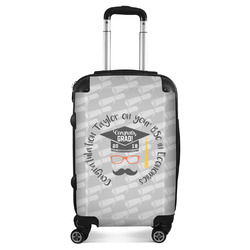 Hipster Graduate Suitcase (Personalized)