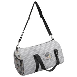 Hipster Graduate Duffel Bag - Multiple Sizes (Personalized)