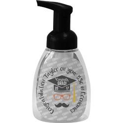 Hipster Graduate Foam Soap Dispenser (Personalized)