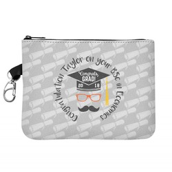 Hipster Graduate Zip ID Case (Personalized)