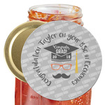 Hipster Graduate Jar Opener (Personalized)