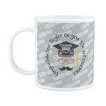 Hipster Graduate Plastic Kids Mug (Personalized)