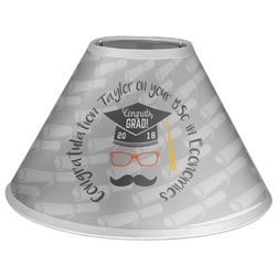 Hipster Graduate Coolie Lamp Shade (Personalized)