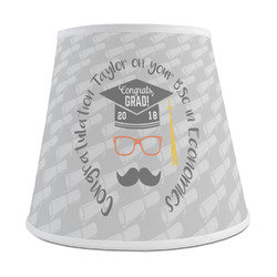 Hipster Graduate Empire Lamp Shade (Personalized)