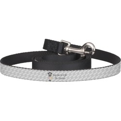 Hipster Graduate Pet / Dog Leash (Personalized)
