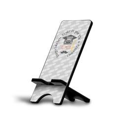 Hipster Graduate Phone Stand (Personalized)