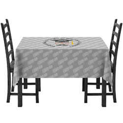 Hipster Graduate Tablecloth (Personalized)