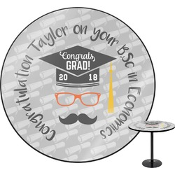 Hipster Graduate Round Table (Personalized)
