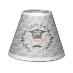 Hipster Graduate Chandelier Lamp Shade (Personalized)